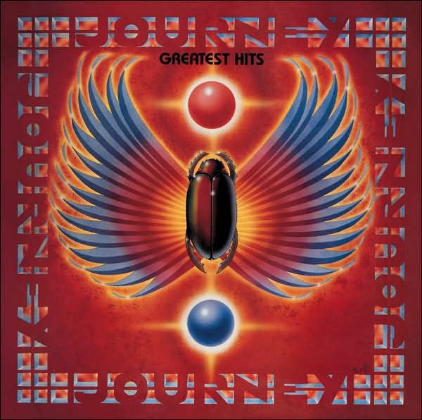 journey greatest hits gold. journey greatest hits limited